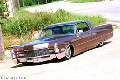 1968 #Cadillac Flower Car - #Style #Design #Classic #Luxury #Beauty