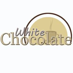White Chocolate logo