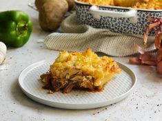 Pollo guisado Lasagna, Ethnic Recipes, Food, Essen, Meals, Yemek, Lasagne, Eten