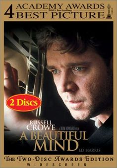 Drama. A good bio drama with actors of quality - Russell Crowe, Jennifer Connelly, Ed Harris