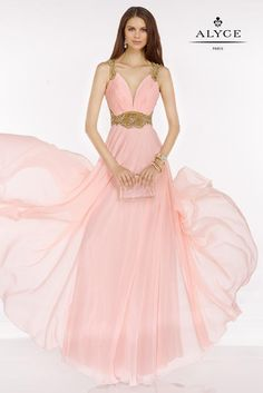 Alyce Prom 6606 Alyce Paris Prom Infusion Boutique - Pageant, Prom & Social Ocassion