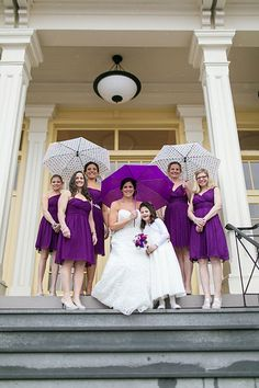 Pretty in the rain-Weddings at The Maryland Zoo Photo from Sue + Robb collection by Love Knot Photo #IDoatMDZoo