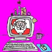 email santa receive email back from him you can also track santa on his