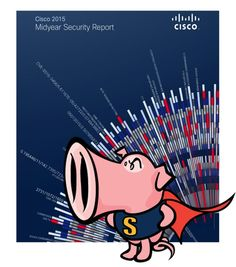 Quiz Time! Test your #security knowledge on the 2015 Midyear Security Report >> http://cs.co/MSR15quiz #CiscoMSR