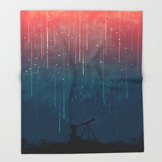 Buy Meteor rain Throw Blanket by Picomodi. Worldwide shipping available at Society6.com. Just one of millions of high quality products available.