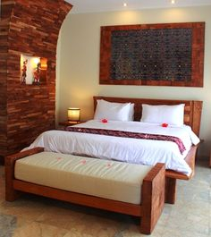 Sri Ratih Cottages Ubud Hotels, Cottages, Bali, Inspiration, Rooms, Furniture, Home Decor, Biblical Inspiration, Bedrooms