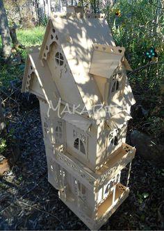 Casa Gótica romántica