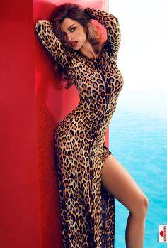 FOTO Mădălina Ghenea, pe urmele lui Naomi Campbell