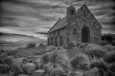 Church Of The Good Shepherd, Lake Tekapo, New Zealand by Andreas Wolf on 500px