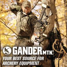 Gander Mountain Offers The Right Equipment For Archery Enthusiasts - Hunting And ShootingHunting And Shooting
