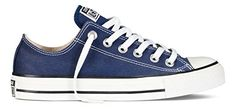 Looking for Converse Chuck Taylor All Star Low Shoes Navy ? Check out our picks for the Converse Chuck Taylor All Star Low Shoes Navy from the popular stores - all in one. All Black Converse, Converse All Star Ox, Converse Chuck Taylor All Star, Chuck Taylor Sneakers, Sneakers Mode, Classic Sneakers, Converse Sneakers, Sneakers Fashion, Chuck Taylors