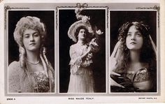 Miss Maude Fealy ... the Beauty and the Actress