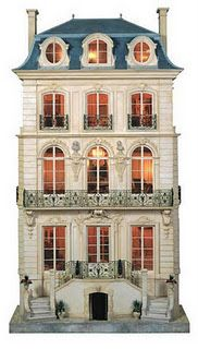 Parisian Dollhouse