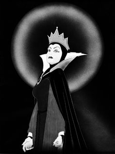 GM001 - Evil Queen / Snow White and the Seven Dwarfs (1937)