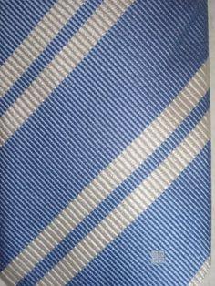Men's Givenchy Neck Tie Necktie Made in Italy 100% Silk Blue & White Striped http://www.yourneckties.com/mens-givenchy-neck-tie-necktie-made-in-italy-100-silk-blue-white-striped/