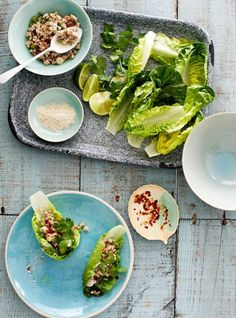 Bill Granger recipe: Chicken and toasted rice larb