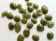 WHOLESALE 10 Pcs Vessonite Cabochons Vessonite by gemsforjewels