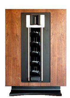 Horn Speakers, Diy Speakers, Stereo Speakers, Wall Of Sound, Audiophile Speakers, Speaker Design, High End Audio, Loudspeaker, Audio Equipment