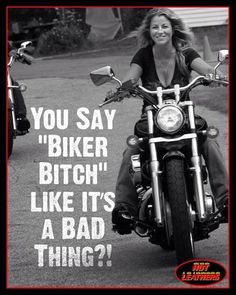Learning to ride a bike is no big deal. Learning the best ways to keep your bike from breaking down can be just as simple. Biker Quotes, Motorcycle Quotes, Motorcycle Art, Motocross Quotes, Biker Sayings, Motorbike Girl, Motorcycle Garage, Easy Rider, Lady Biker