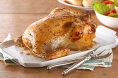 #kraftrecipes Roasted Chicken-Is so versitile