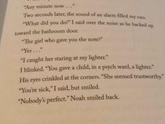 Evolution of Mara Dyer... Oh Noah Shaw