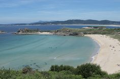 Sanxenxo playas | Vigopeques - Familias con niños en Vigo y Galicia: ocio, ideas y ayudas