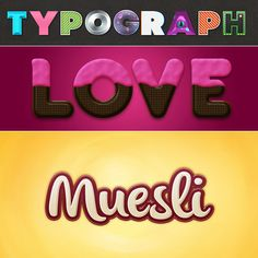 Photoshop Text Effect Tutorials for 2013