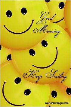 Keep Smiling! ✿