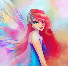my Illustrations, character designs and the beautifuk work of other artists from Ever After High, Winx Club and other fandoms - NSFW ART -> Las Winx, Flora Winx, Dragons, Bloom Winx Club, Fanart, Vampire, Princesas Disney, Cartoon Art, Unique Art