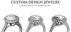 custom jewelry wedding rings in austin texas