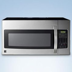 Kenmore®/MD 1.9 cu.ft. Microwave Hood Combo - Stainless Steel   15d x 16.5h x 29.88w