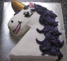 Unicorn cake..awesome!!     ~I want one! So what if I am going to be 41!