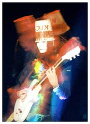 buckethead by clandestinejoys Band Pictures, Love Pictures, Arte Dark Souls, Band Patches, Types Of Guitar, Sweet Pic, Rock Music, Music Music, Metalhead