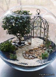 Amazing DIY Mini Fairy Garden for Miniature Landscaping 57