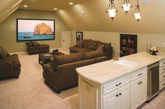 Finishing Floors - Finish the Bonus Room Over the Garage