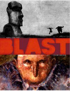 """Manu Larcenet nos cuenta la historia de un curioso personaje, obeso, algo loco y afectado por una extraña dolencia, el """"blast"""". El relato empieza con el hombre en comisaría, respondiendo a las preguntas de dos severos policías sobre unos sucesos que no parecen tener sentido: un crimen del que no sabemos mucho, un ritual de iniciación y de contacto con la tierra, y la enfermedad, el """"blast"""", capaz de cambiar su vida para siempre…"""