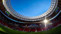 RS Notícias: No estádio mais caro da Copa do Mundo de 2014, alu...