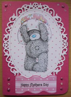 Tatty Teddy Mothers Day Card