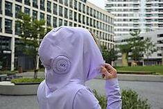 Teplákové šaty Clara Lila s kapucňou a predĺženým rukávom / ajkadizajn - SAShE.sk Modeling, Baseball Hats, Fashion, Tunic, Moda, Baseball Caps, Modeling Photography, Fashion Styles, Caps Hats