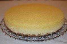 """Amerikanischer New York Cheesecake - so wie der berühmte """"Lindy's Cheesecake"""" in New York 1"""