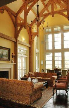 Foxmeadow living room