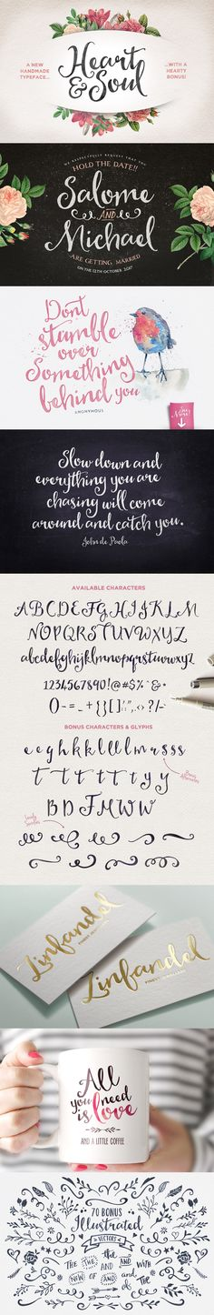22 Best Selling Gorgeous Fonts (With Web Fonts and Extended Licensing) | Design Cuts
