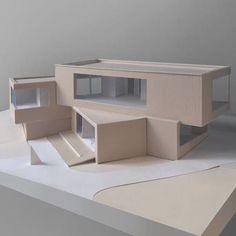 Maquette Architecture, Concept Models Architecture, Architecture Model Making, Paper Architecture, Architecture Sketchbook, Architecture Portfolio, Architecture Plan, Interior Architecture, Architecture Diagrams