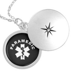 Paramedic Theme Personalized Jewelry