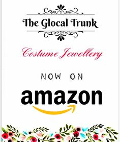 Now shop for selected TGT items on Amazon! ✨ #theglocaltrunk #onamazonnow #shopnow #onlinestore #costumejewellery #accessories #onlineshopping #amazon #india  www.theglocaltrunk.com