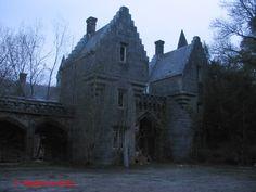 Chateau Miranda, Noisy, Belgium - February 2011