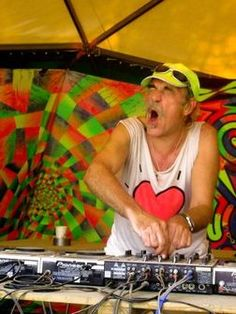 DJ RajaRam..The father of Psytrance Music..originated from Goa..Entertaining the entire Psytrance Family across the Globe