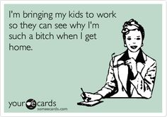 Take your Sons & Daughters to Work Day (coming up soon!)