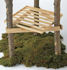 Treehouse Framework - multi  tree