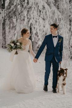Winter wedding inspiration. Winter Wedding in Austria in the Alps. #winterwedding #winterhochzeit Winter Wedding Inspiration, Alps, Austria, Wedding Dresses, Fashion, Bride Dresses, Moda, Bridal Gowns